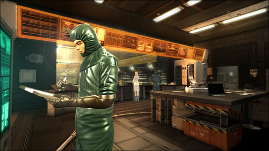 Videogioco Deus Ex: Human Revolution PlayStation3 8