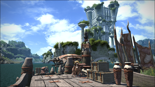 Videogioco Final Fantasy XIV: A Realm Reborn PlayStation3 9