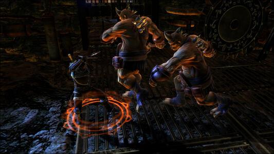 Dungeon Siege III - 4
