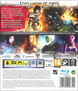 Videogioco Dungeon Siege III PlayStation3 10
