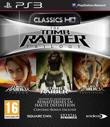 Tomb Raider Trilogy HD PS3