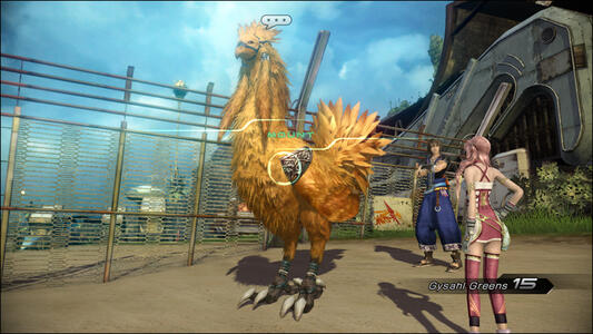 Final Fantasy XIII-2 - 3