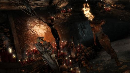 Videogioco Tomb Raider PlayStation3 1