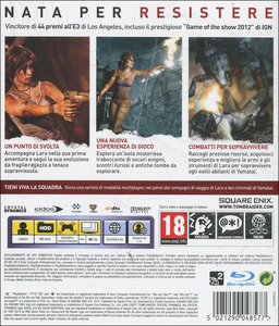 Videogioco Tomb Raider PlayStation3 9