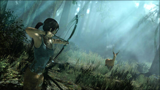 Tomb Raider Survival Edition - 6