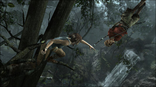 Tomb Raider Survival Edition - 8