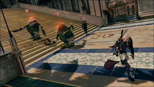 Videogioco Lightning Returns: Final Fantasy XIII Xbox 360 4