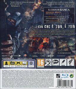 Videogioco Thief PlayStation3 4