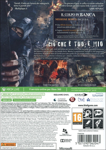 Videogioco Thief Xbox 360 4