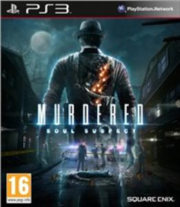 Videogioco Murdered: Soul Suspect PlayStation3 0