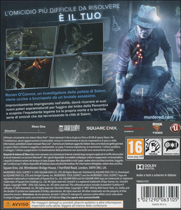 Videogioco Murdered: Soul Suspect Xbox One 9