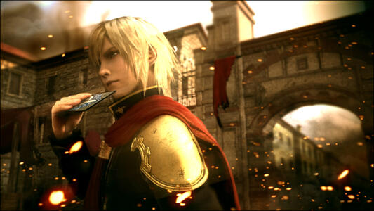Final Fantasy Type-0 - 7