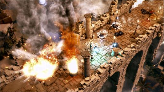 Videogioco Lara Croft and the Temple of Osiris Gold Edition PlayStation4 2