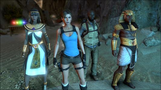 Videogioco Lara Croft and the Temple of Osiris Gold Edition PlayStation4 8