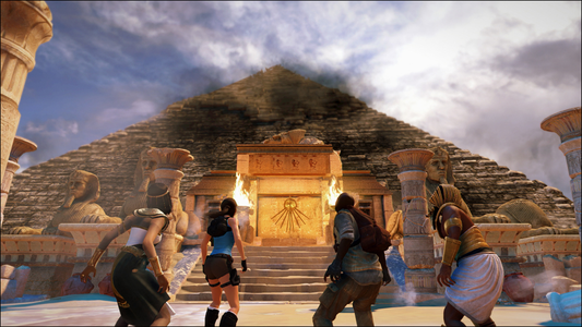 Videogioco Lara Croft and the Temple of Osiris Gold Edition PlayStation4 9