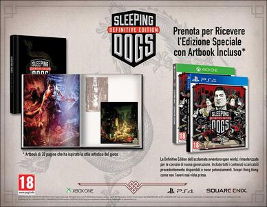 Sleeping Dogs Definitive Edition - 4