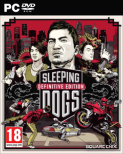 Videogioco Sleeping Dogs Definitive Edition Personal Computer 0