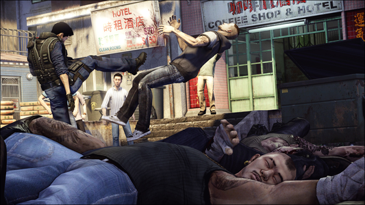 Videogioco Sleeping Dogs Definitive Edition Personal Computer 1