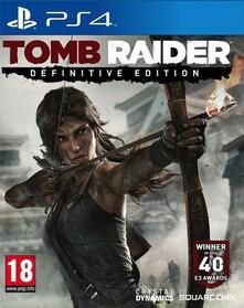 Tomb Raider Definitive Edition - PS4 [French Edition]