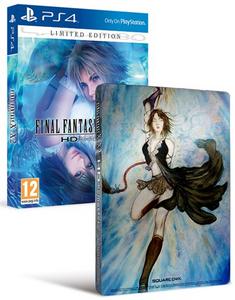 Videogioco Final Fantasy X-X2 Remaster Steelbook Edition PlayStation4 0