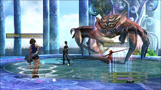 Videogioco Final Fantasy X-X2 Remaster Steelbook Edition PlayStation4 5