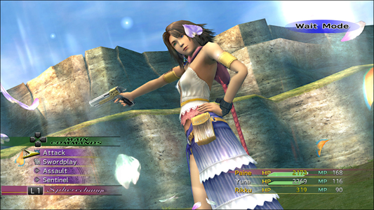 Videogioco Final Fantasy X-X2 Remaster Steelbook Edition PlayStation4 6