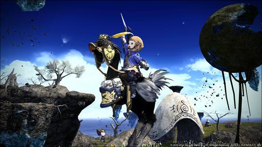 Final Fantasy XIV: Heavensward - 3