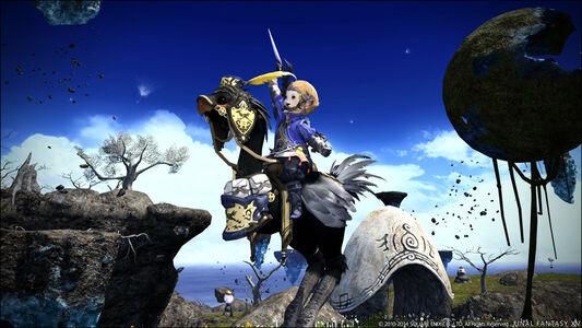 Videogioco Final Fantasy XIV: Heavensward Personal Computer 1