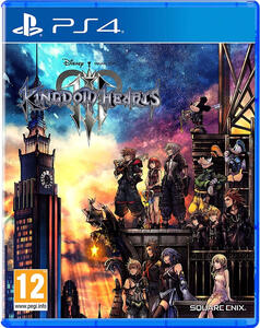 Square Enix Kingdom Hearts III, PS4 videogioco Basic PlayStation 4 Inglese