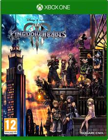 Kingdom Hearts III - XONE