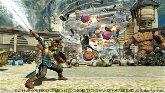Dragon Quest Heroes. L'Albero del Mondo e Le Radici del Male - 3