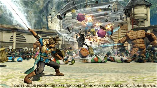 Videogioco Dragon Quest Heroes: L'Albero del Mondo e Le Radici del Male PlayStation4 2