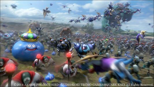 Dragon Quest Heroes. L'Albero del Mondo e Le Radici del Male - 5
