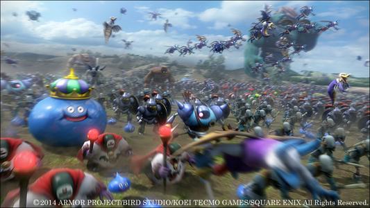 Videogioco Dragon Quest Heroes: L'Albero del Mondo e Le Radici del Male PlayStation4 4