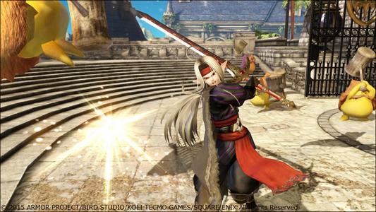 Videogioco Dragon Quest Heroes: L'Albero del Mondo e Le Radici del Male PlayStation4 5