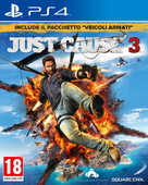 Videogiochi PlayStation4 Just Cause 3 Day One Edition