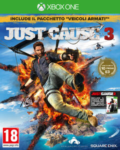 Just Cause 3 Day One Edition - 2