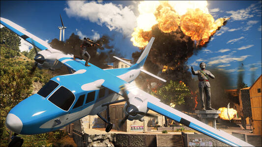 Just Cause 3 Day One Edition - 9