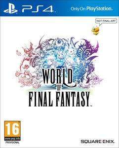 Videogioco World of Final Fantasy - PS4 PlayStation4 0