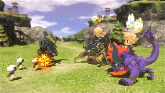 Videogioco World of Final Fantasy - PS4 PlayStation4 1