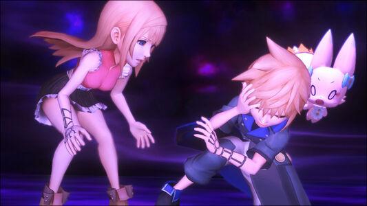 Videogioco World of Final Fantasy - PS4 PlayStation4 6