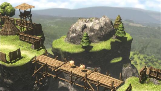 World of Final Fantasy - PS4 - 9