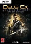 Videogiochi Personal Computer Deus Ex: Mankind Divided Day One Edition - PC