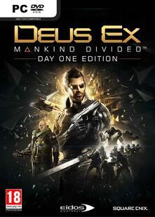 Deus Ex. Mankind Divided Day One Edition - PC