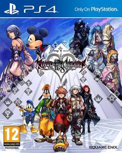 Kingdom Hearts HD 2.8 Final Chapter Prologue - PS4 - 2