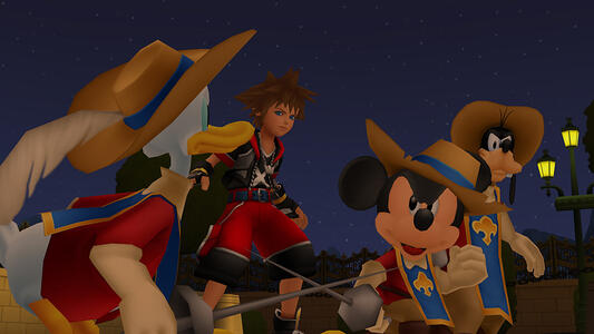Kingdom Hearts HD 2.8 Final Chapter Prologue - PS4 - 5
