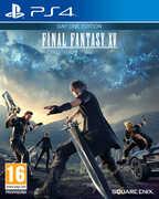 Videogiochi PlayStation4 Final Fantasy XV Day One Edition - PS4