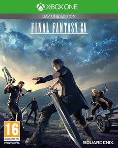 Final Fantasy XV Day One Edition - XONE - 3
