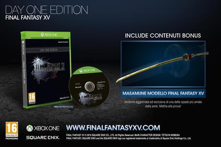 Final Fantasy XV Day One Edition - XONE - 4