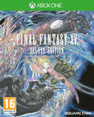 Videogiochi Xbox One Final Fantasy XV Deluxe Edition - XONE